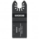 Lâmina de serra de precisão Worx 35 mm
