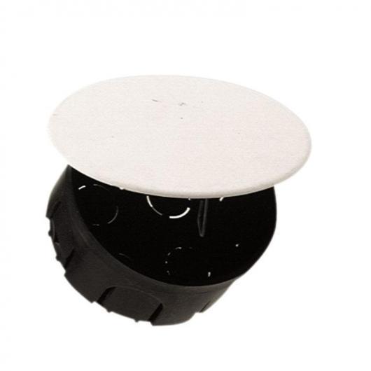 Caja empalme con tapa de garra metálica 50x100 mm Famatel