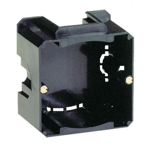 Caja universal enlazable cuadrada Famatel