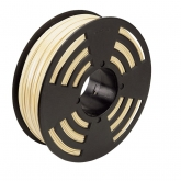 Cable Téléphonique Couleur Ivoir avec Tuyau 4x0.5 mm. 250 m