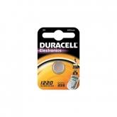 Pile bouton au lithium CR1220 3 V Duracell
