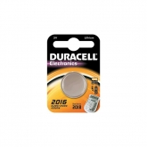 Pila bottone litio CR2016 3 V Duracell
