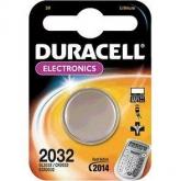 Pila botón litio CR2032 3 V Duracell