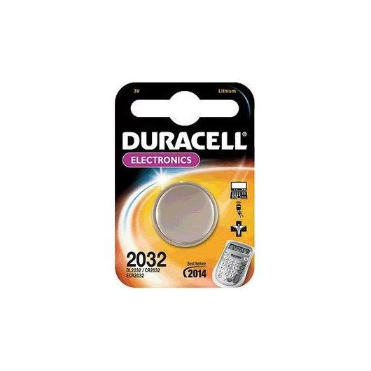 Pila bottone a litio CR2032 3 V Duracell