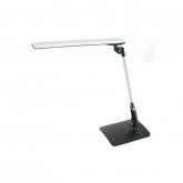 Lámpara de estudio LED Young extensible y plegable Negro Duolec