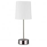 Abajur de mesa Style 28W E14 branco Duolec