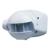 Détecteur automatique de mouvement Duolec blanc