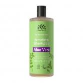Shampoo de aloe vera para cabelos normais Urtekram, 500 ml