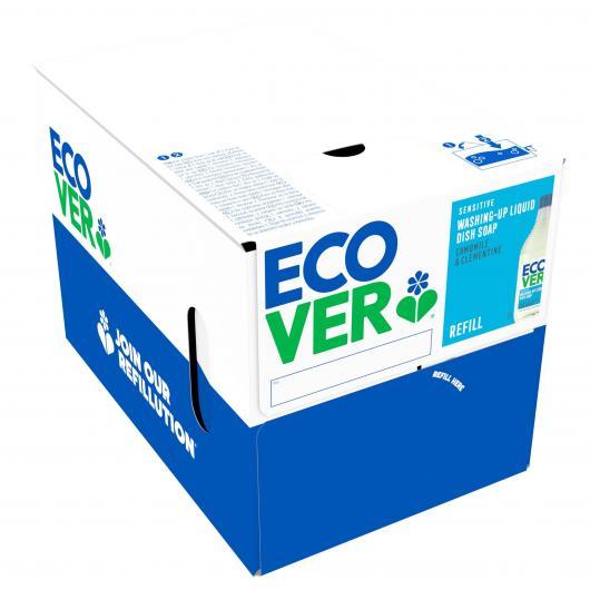 Lavavajillas manzanilla Ecover, 15 L