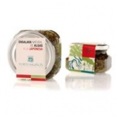 Salada de algas à japonesa Porto Muiños bio