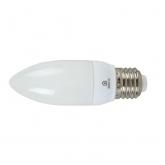 Ampoule bougie à économie d'énergie mini 9W E14 6400K Duolec