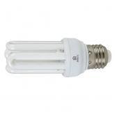 Ampoule à économie d'énergie mini 4U 15 W E27 6400K Duolec