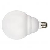 Ampoule globe à économie d'énergie 20 W E27 4200K Duolec
