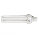 Lampadina a basso consumo PLC 2 Pin 26W 6400K Duolec