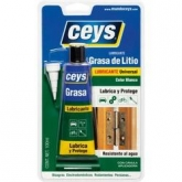 Gordura de litio lubricante branca 100 ml Ceys