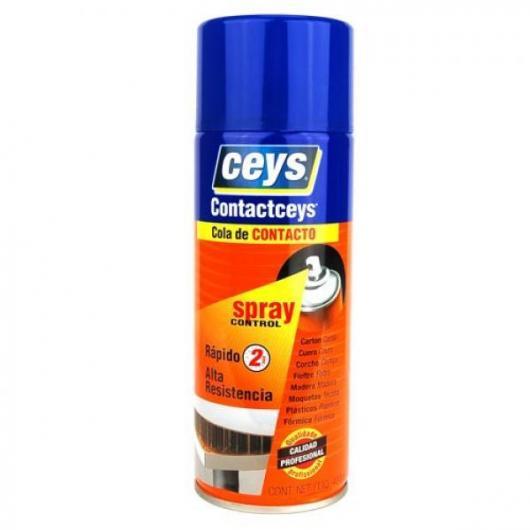 Colle de contact en spray Ceys 400 ml