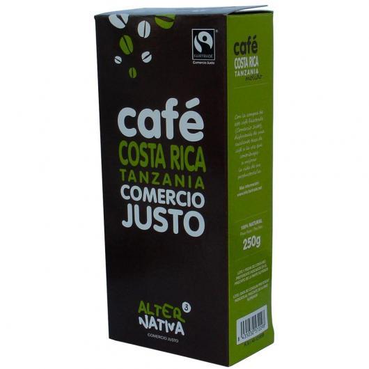 Caffè Costa Rica Tanzania Alternativa, 250gr