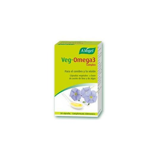 Veg-Omega 3 Complex A.Vogel 30 cápsulas