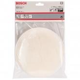 Capuz de lã com adaptador para polidora 200 mm Bosch