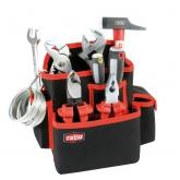 Bolsa porta herramientas de seis compartimentos para cinturón Ratio