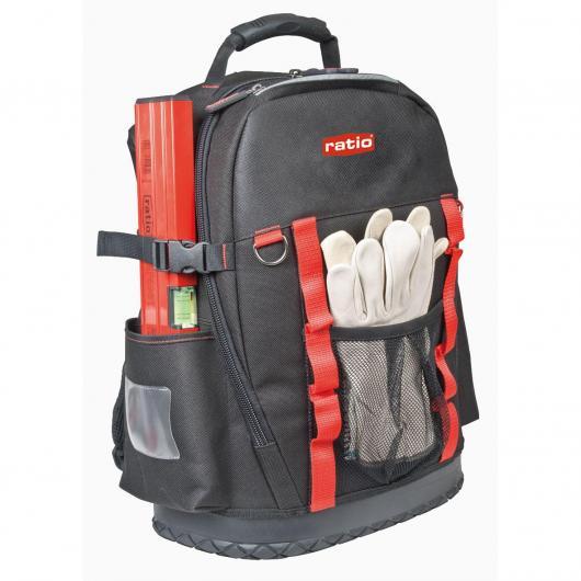 Sac à dos porte-outils avec support amovible