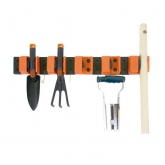 Colgador herramientas de jardín Lista
