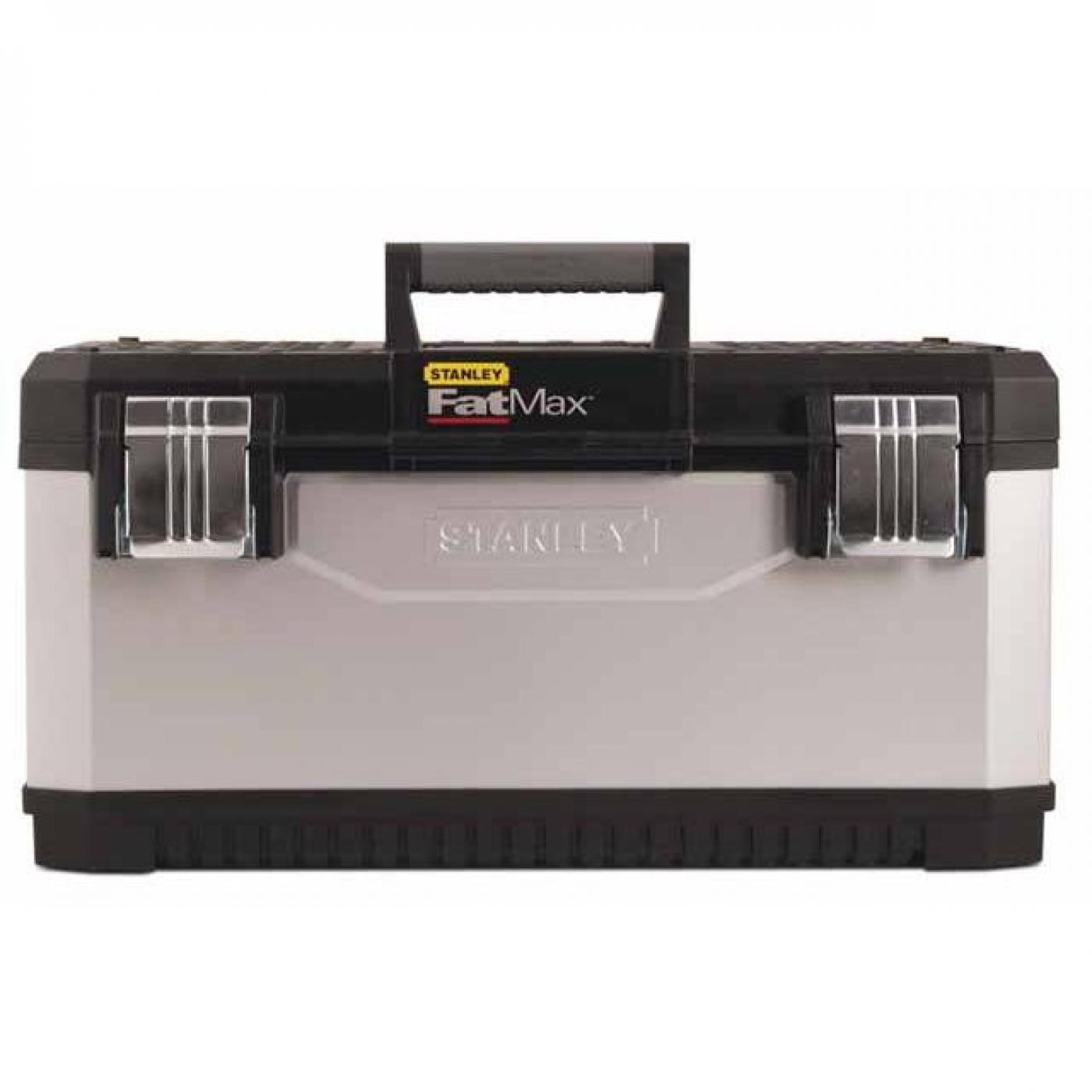 Caja de herramientas met lica fatmax stanley por 47 77 - Caja de herramientas metalica ...