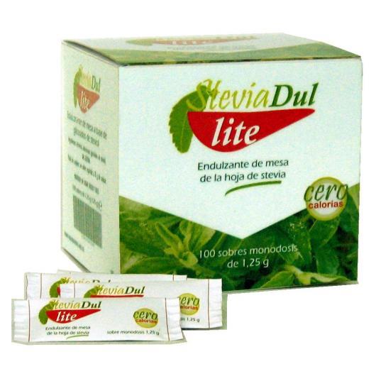 Stevia monodose Dul Lite 100 bustine