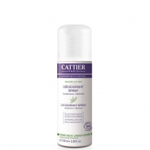Desodorante sem talco Cattier, 100 ml