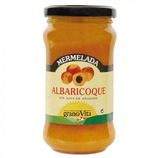 Mermelada de albaricoque con fructosa GranoVita 240gr