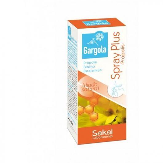 Gargola Própolis Spray Plus Sakai 30 ml