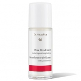 Dr.Hauschka rose petal roll-on deodorant 50ml