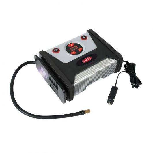 Mini compresseur d'air 12 V Digital Air Ratio