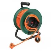 Enrouleur de câbles électrique 25 m Duolec