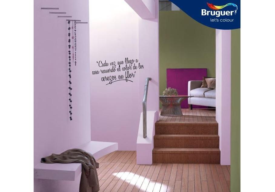 C mo elegir y combinar los colores de nuestra casa for Como elegir pintura para casa