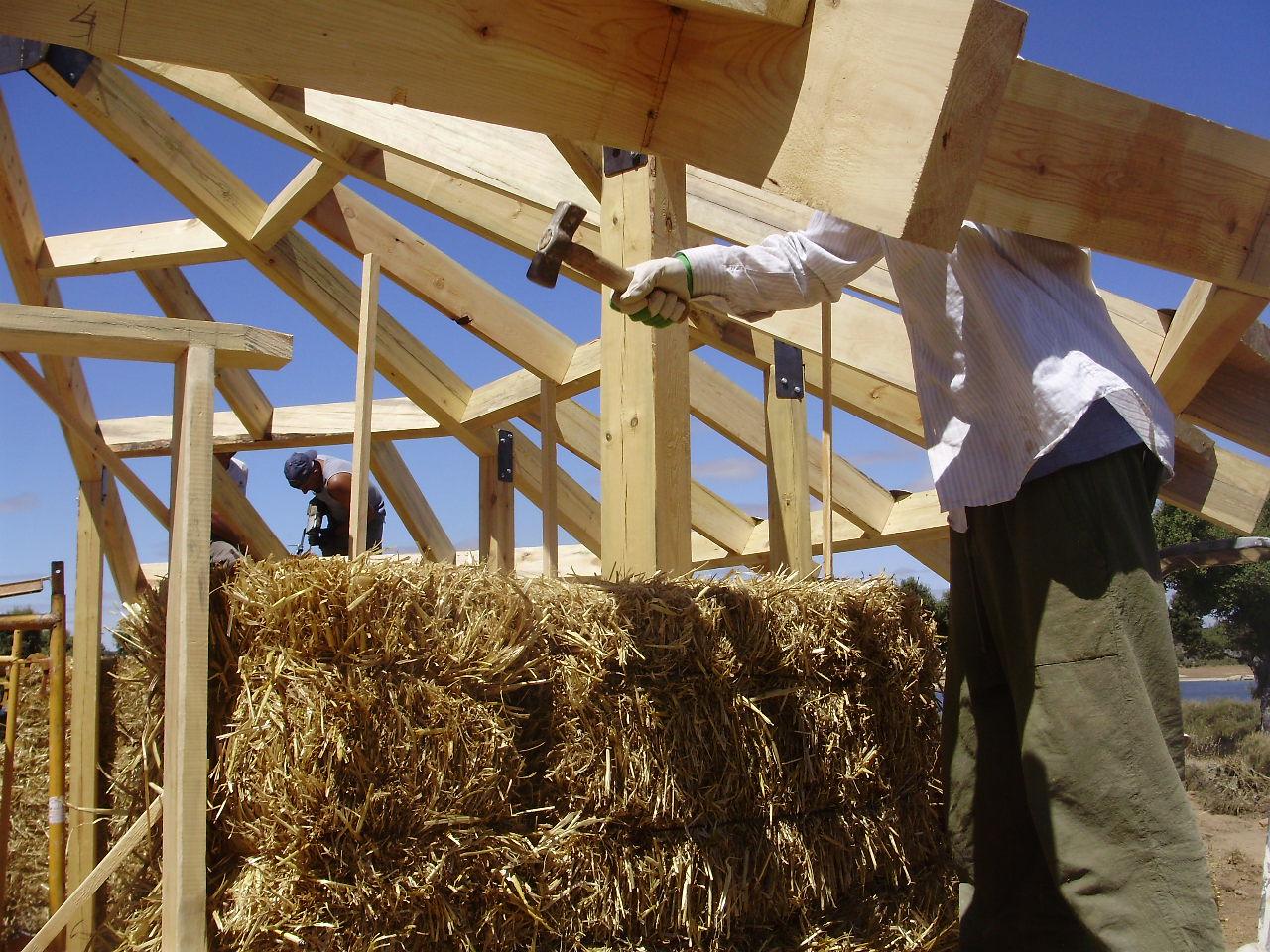 Construyendo la cubierta