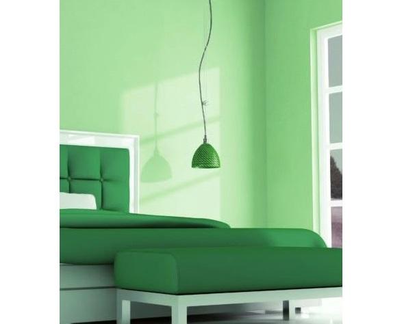 C mo elegir y combinar los colores de nuestra casa - Colores verdes para paredes ...