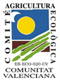 logo comunidad valenciana de agricultura ecológica