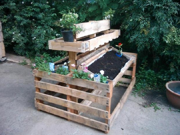 Jardinera combinada