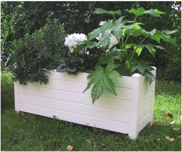 Qu son las jardineras con autoriego planeta huerto for Bases para jardineras